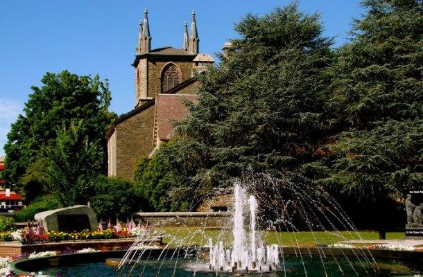 First Parish Taunton, MA